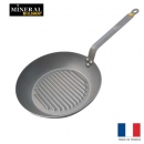 de Buyer - Mineral B Element - runde Grillpfanne 32 cm